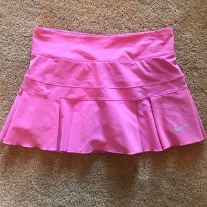 Nike Shorts - Pink Tennis Skirt